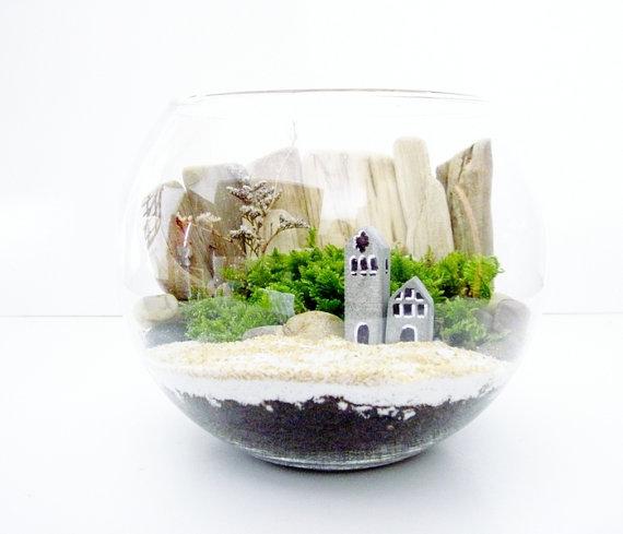 Build your own beach 98five 98five - Miniature terrarium decorations ...