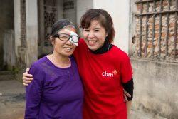 Nguyen Thi Chinh. Location: Thanh Hóa, Vietnam. Photo by Erin Johnson, Room3 for CBM Australia.
