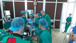 Thanh Hoa Eye Hospital Vietnam Miracles Day 2016