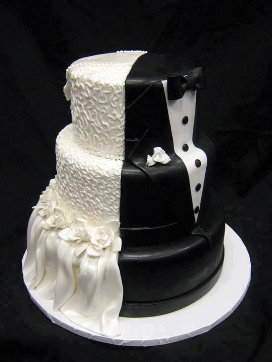 100 Years Of Wedding Cake Trends And The Future 98five 98five - Funny Wedding Cakes Images