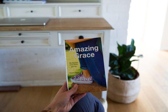 Amazing Grace by Elaine Fraser, Em Hazeldean blog