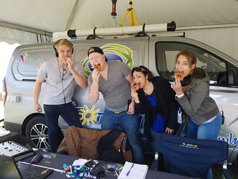mixed-tape-donut-challenge Perth Royal Show 2016