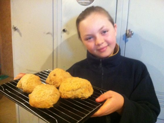 Kat Eggleston 10-kids-cook-freshly-baked-bread
