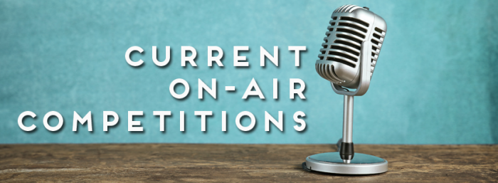 current-on-air-competitions