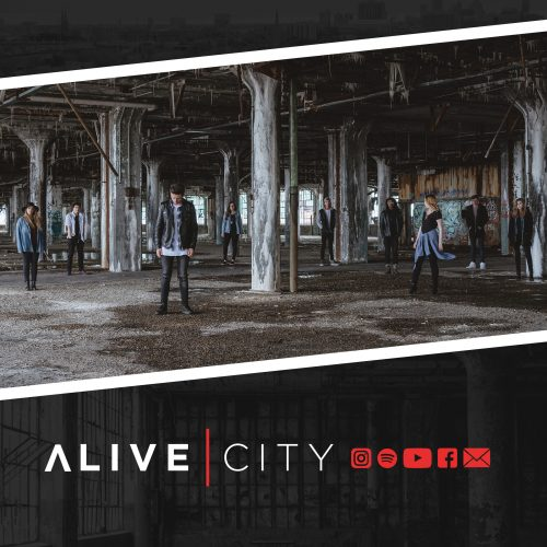 Young Detroit worship band ALIVE|CITY