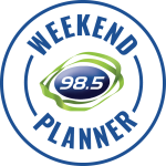 Weekend Planner logo