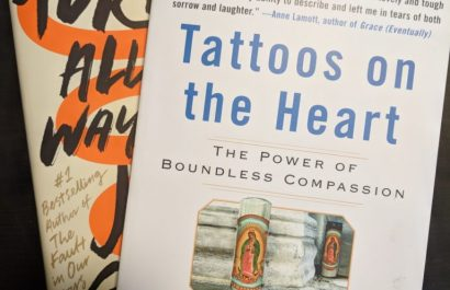 Tattoos on the Heart Book Cover