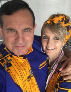 Andreas and Petra Botha, 98five's New Beginnings show hosts.