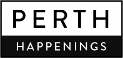 perth happenings logo weekend