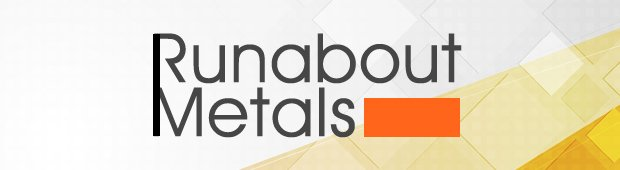 Runabout Metals Logo