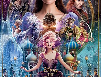 Disney's the nutcracker and the four realms movie review