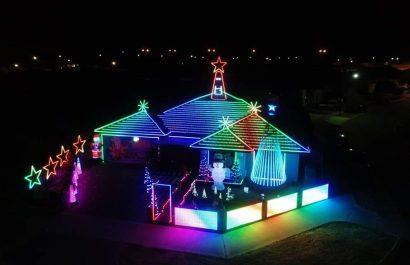 the greatest christmas light show