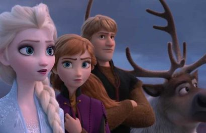 frozen 2 movie trailer has been released