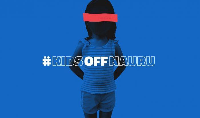 #kidsoffnauru - nauru campaign update with tim costello