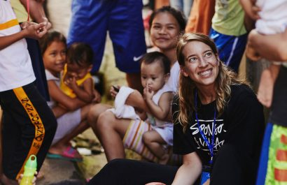 Meet Mel: Her trip to The Philipines