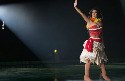 Disney on Ice: Moana Joins the Party