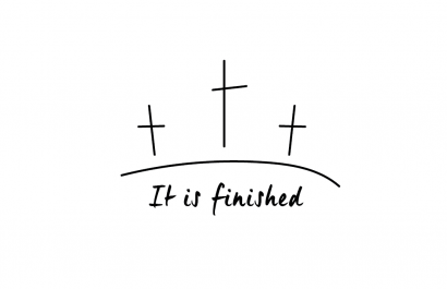 Jesus' final words on the cross were for you