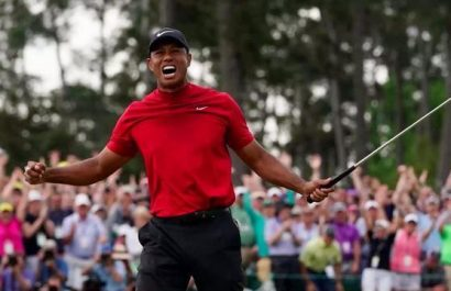 Tiger Woods wins 15th Masters