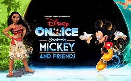 Disney on Ice celebrates Mickey and Friends: Live at RAC Arena