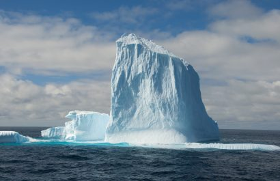 billionaire plans to tkae an antartic iceberg to the United Arab Emirates