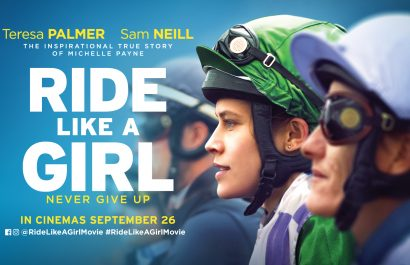 WIN: Ride Like A Girl family movie passes