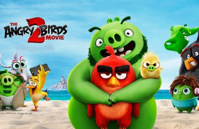 WIN Family passes to The Angry Birds movie