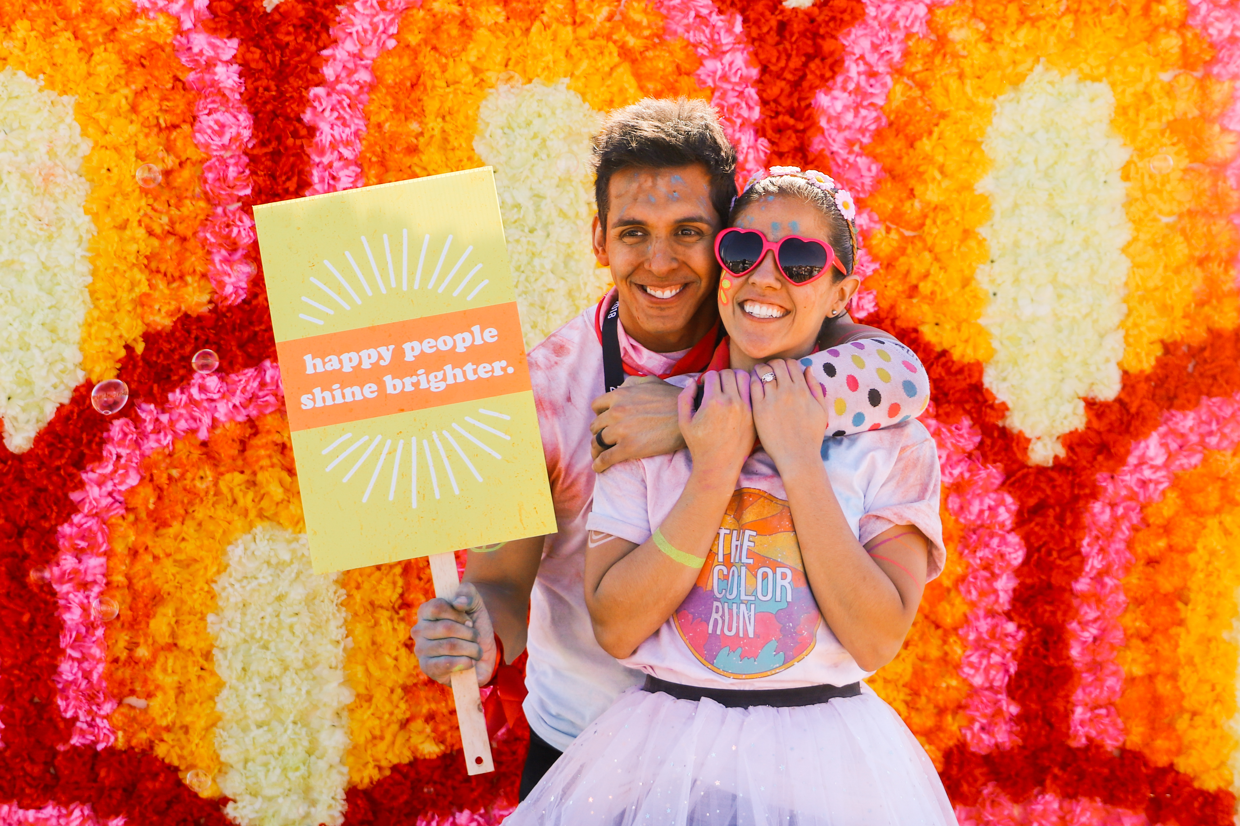 WIN: A double registration to The Color Run Love Tour Perth