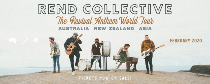 Rend Collective Perth