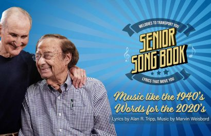 Two seniors, ages 88 and 102, release their first album 'The Senior Songbook""