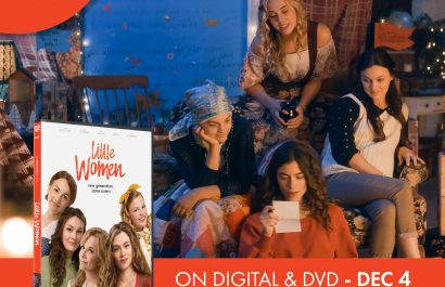 Heritage Film's Little Women Available on all digital platforms and from all major DVD retailers from December 4.