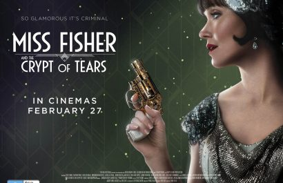 Miss Fisher and the Crypt of Tears - WIN!