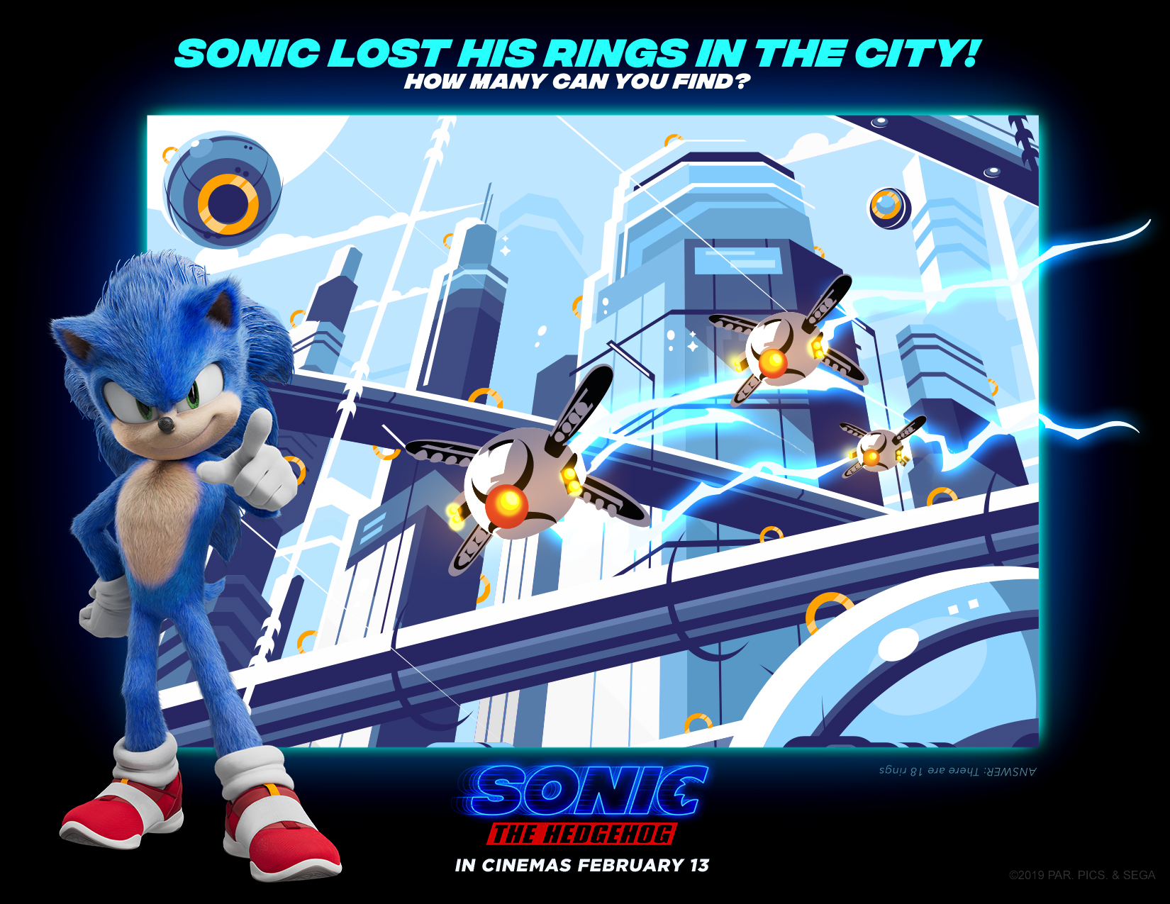 Downloadable Sonic The Hedgehog Activities For The Kids 98five 98five