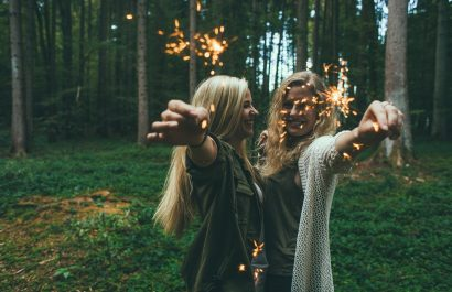 "Kin Women: Find ""the spark"" and get out of your rut!"