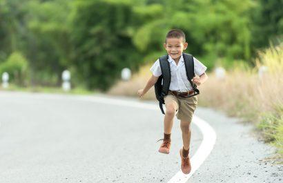 Get Kids Walking to school