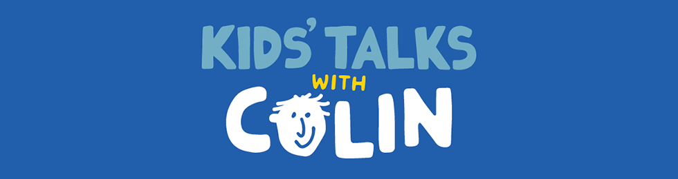 Kids talks with Colin Buchanan