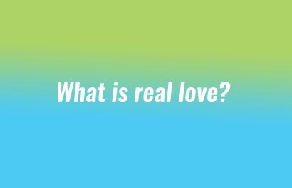 What is real love? Tune into Connected at 8pm for the discussion