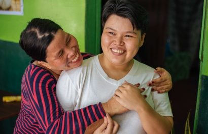 A heartfelt letter from Frenil, a mum in the Philippines whose 13 year old daughter received a Miracle thanks to someone giving on Miracles Day.