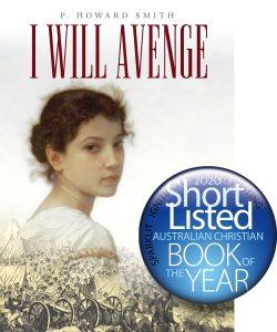 i will avenge book cover