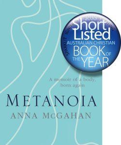 metanoia book cover