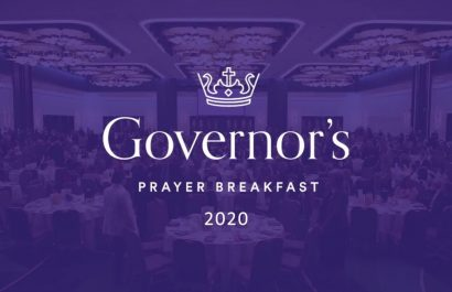 2020 Governor's Prayer Breakfast Live Stream