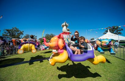 WIN: Take your family to ' Carnival Fever ' these school holidays!