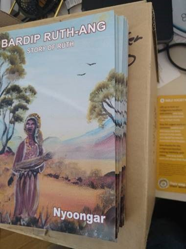 Nyoongar English Book of Ruth