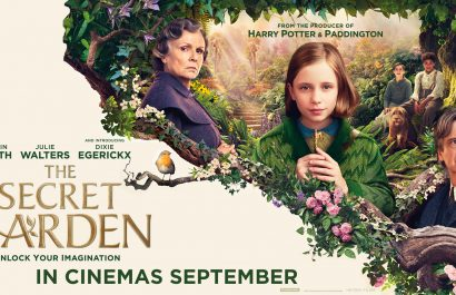 """Win"""" Double passes to see ' The Scret Garden ' in cinemas"""