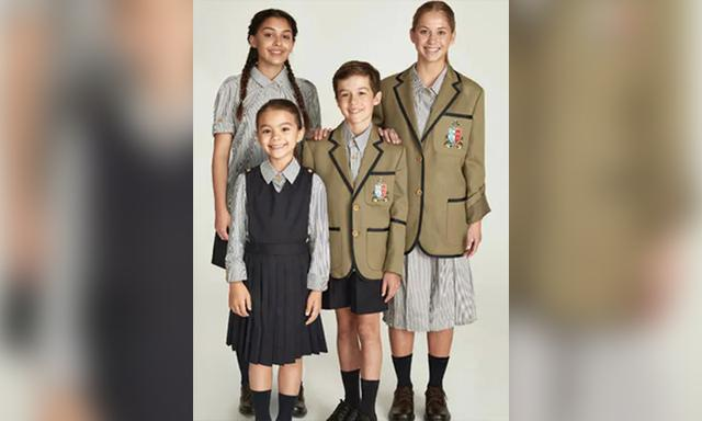 Firbank Grammar School new Uniform