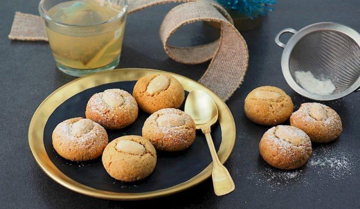 Sue Joy's Almond Buttons