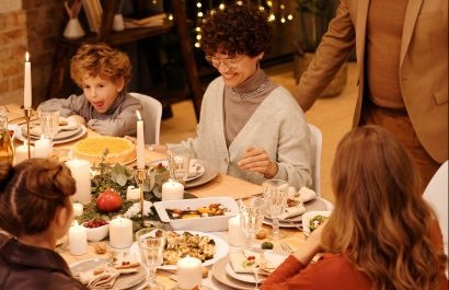 The hardest thing to do this Christmas: Eating Healthy