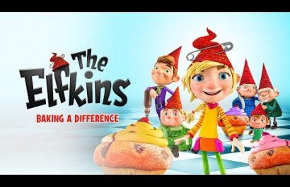 "Win Family Passes to see ""The Elfkins: Baking a Difference"" in cinemas"