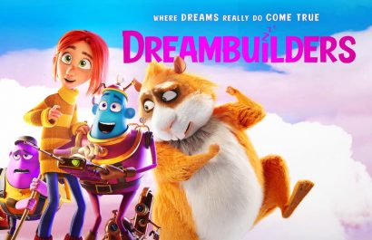 WIN: Take your family to see 'Dreambuilders' in cinemas!
