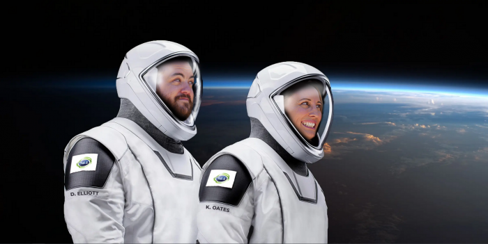 Brekky's out of this world moon news