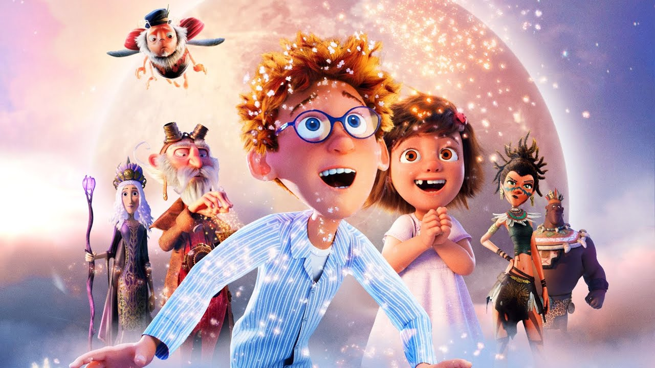 Win a family pass to see Moonbound in cinemas